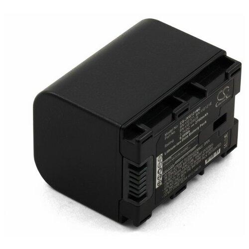 Усиленный аккумулятор для JVC BN-VG114 BN-VG114E BN-VG121