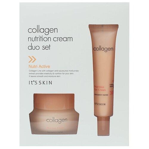 Купить It's Skin Набор кремов для лица с коллагеном Collagen Nutrition Cream Duo Set 50 мл + 25 мл