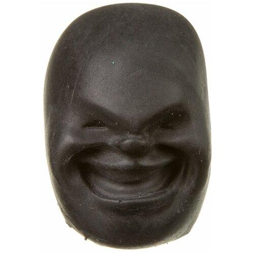 Фото - Игрушка-мялка BONDIBON Чудики стрессбол Мимик черный игрушка мялка bondibon чудики жмун паук