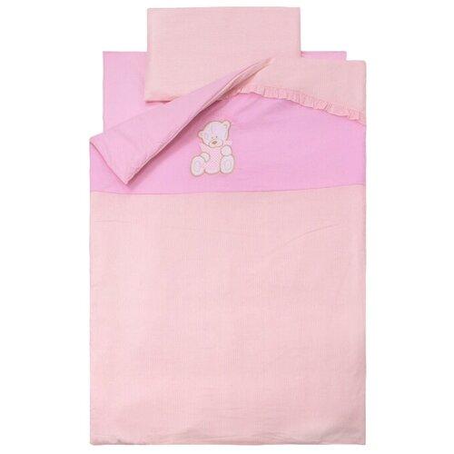Золотой Гусь комплект Лапушки (3 предмета) розовый