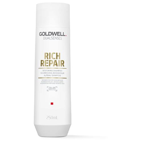 Купить Goldwell Dualsenses Rich Repair Restoring Shampoo - Шампунь для сухих и поврежденных волос 250мл