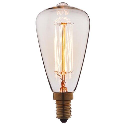 Лампочка накаливания Loft it Edison Bulb 4860-F E14 60W