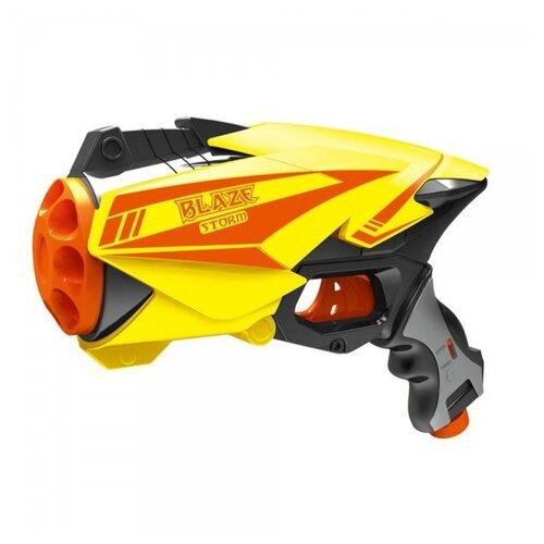 Фото - Бластер с мягкими пулями Blaze Storm, 20 пуль бластер shantou gepai zc7071