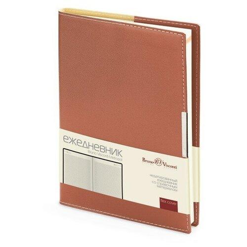 Купить Ежедневник А5 METROPOL коричневый от Bruno Visconti, Ежедневники, записные книжки