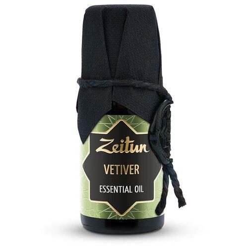 Zeitun эфирное масло Ветивер, 10 мл