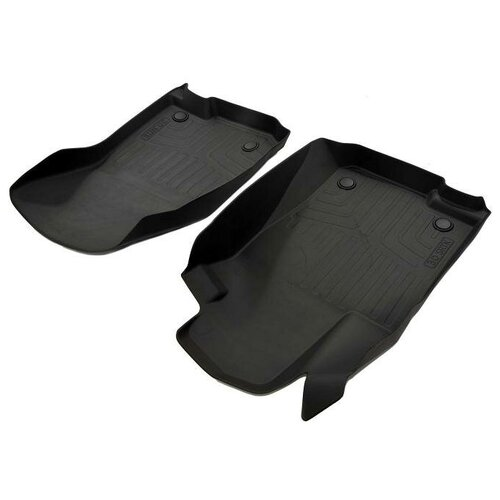 Фото - Комплект ковриков салона SRTK PER.3D.MB.M.11G.08004 для Mercedes-Benz M-klasse 2 шт. черный комплект ковриков салона srtk pr w pas b7 11g 02023 5 шт черный
