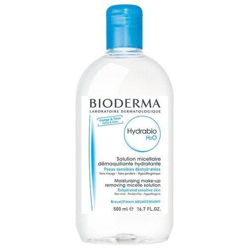 Bioderma мицеллярная вода Hydrabio, 500 мл недорого