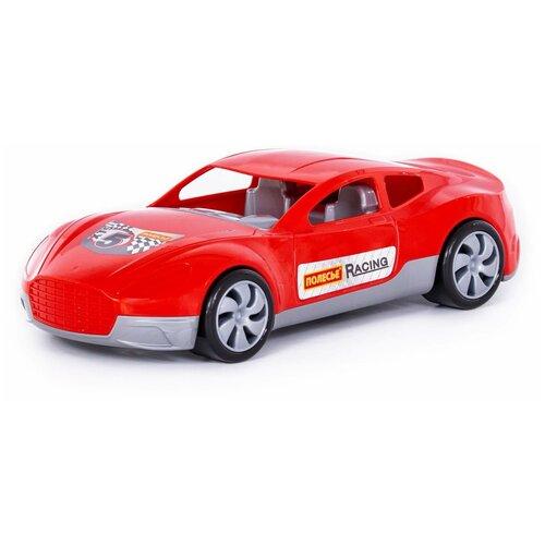 Фото - Легковой автомобиль Полесье Сатурн (64486), красный легковой автомобиль mattel