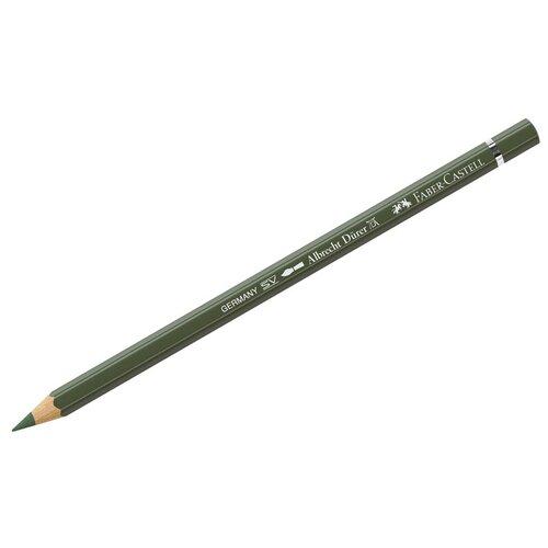 Faber-Castell Карандаш акварельный художественный Albrecht Durer 174 хром зеленый непрозрач.