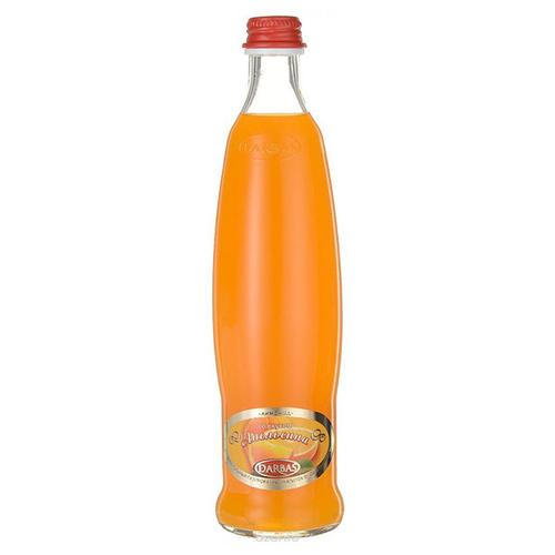 Лимонад Дарбас Апельсин 0,5л ст/бут.
