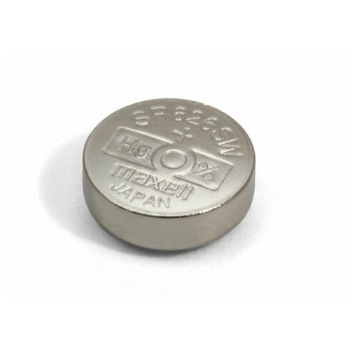 Фото - Батарейка оксид-серебряная MAXELL SR626 SW (377, SR66, G4) батарейка maxell sr 621sw 1 шт
