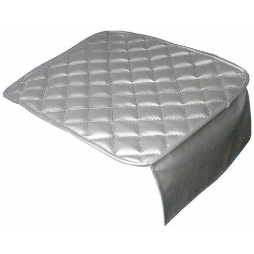 Lux Cover защитный коврик для автомобильного сиденья 1/2 (Черный)