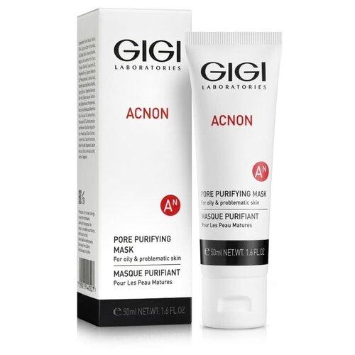 Купить Gigi маска для глубокого очищения пор Acnon Pore purifying mask, 50 мл