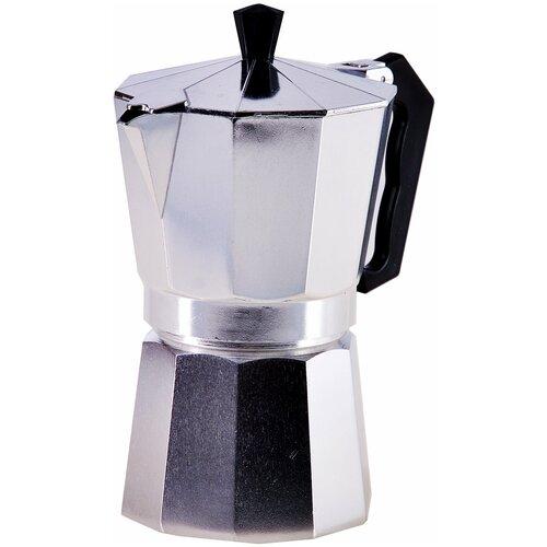 Гейзерная кофеварка MB 29687 300 мл алюминий