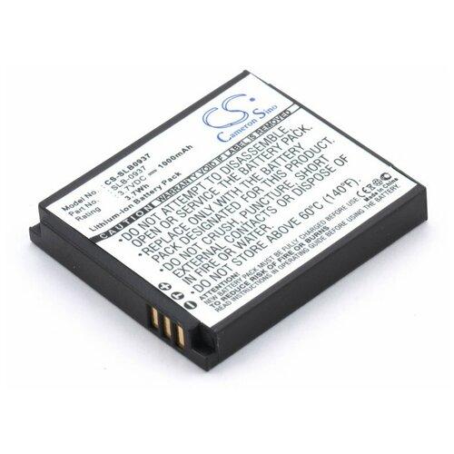 Аккумулятор для фотоаппарата Samsung SLB-0937