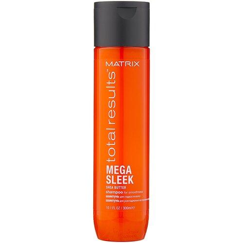 Купить Matrix шампунь Total Results Mega Sleek для гладкости волос, 300 мл
