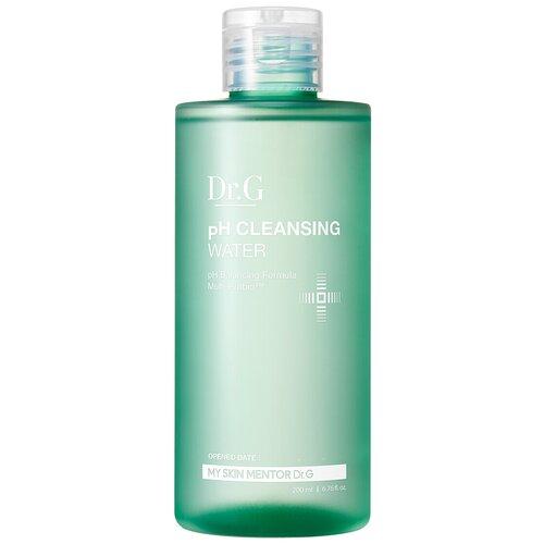 DR.G Очищающая вода для снятия макияжа с нейтральным pH Cleansing Water, 200 мл
