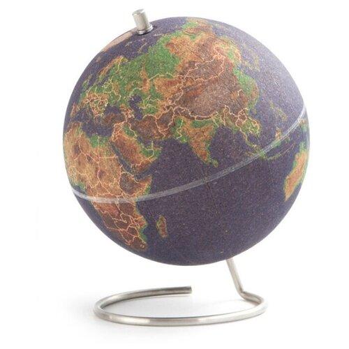 Глобус SUCK UK Colour, 14 см