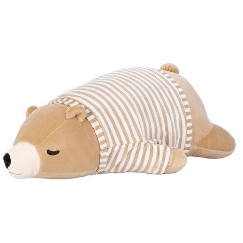 Мягкая игрушка 50см Детская игрушка в подарок / Плюшевая игрушка для детей Медведь (Коричневый)
