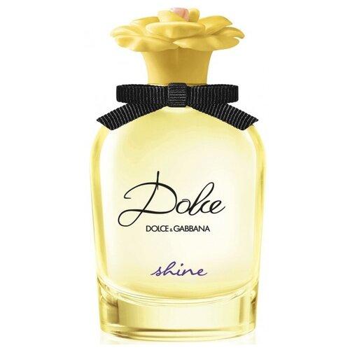 Парфюмерная вода DOLCE & GABBANA Dolce Shine, 50 мл парфюмерная вода casamorati dolce amalfi 30 мл