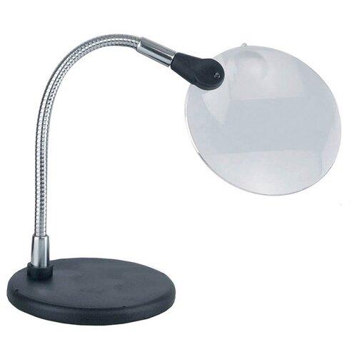 Фото - Лупа Daylight DN91091 черный/серебристый лампа лупа daylight для рукоделия напольно настольная en1091