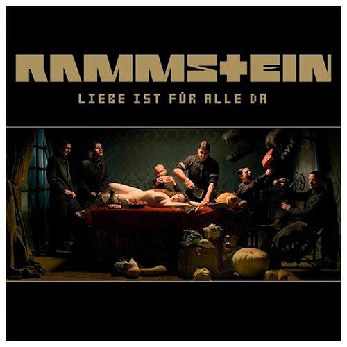 rammstein rammstein reise reise 2 lp 180 gr Rammstein – Liebe Ist Fur Alle Da (2 LP)