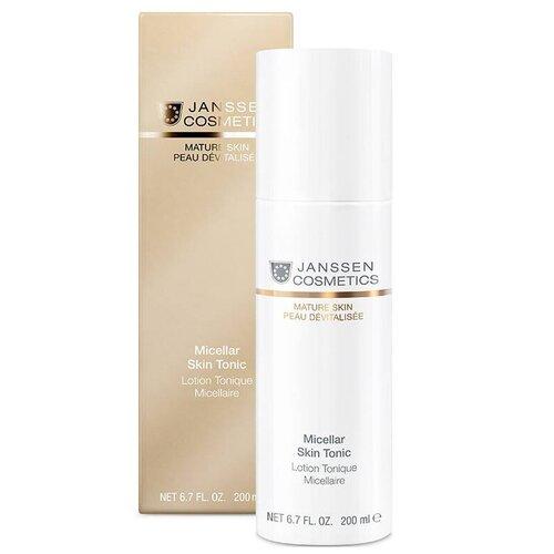 Купить Тоник Janssen Mature skin мицеллярный с гиалуроновой кислотой, 200 мл, Janssen Cosmetics