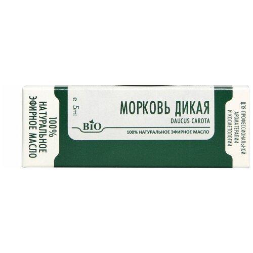 IRIS эфирное масло Морковь Дикая, 5 мл