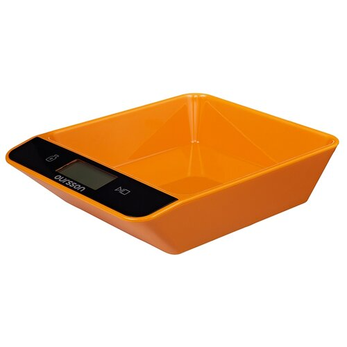 Фото - Кухонные весы Oursson KS0507PD/OR весы кухонные oursson ks0504pd dc