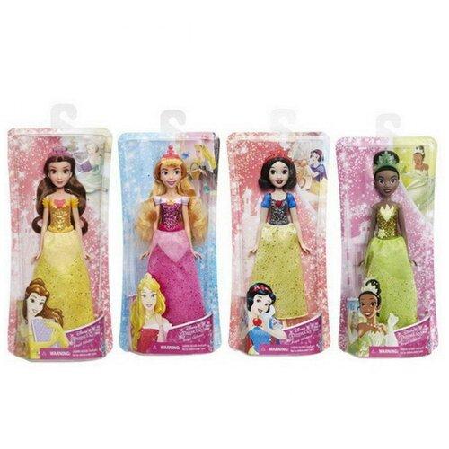 Кукла Hasbro Disney Princess 4 вида (Белль, Аврора, Белоснежка, Тиана)