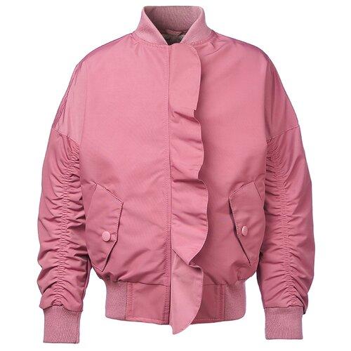 OSS202TJK04 Куртка (ветровка) д/дев. Мэгги 12-13 л размер 158-80-63 цвет чайная роза ветровка oldos размер 140 чайная роза