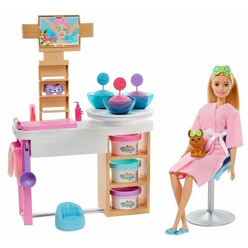 Набор игровой Barbie Оздоровительный Спа-центр GJR84
