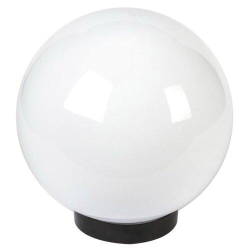 Светильник шар уличный с основанием APEYRON electrics 11-05, 250мм, ПММА, молочный по цене 864