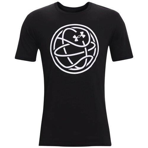 Футболка Under Armour 1361920 размер 4XL, black-001 футболка under armour размер yxs black 001