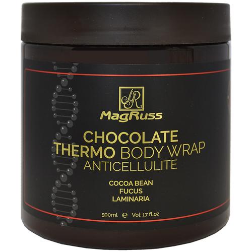 Magruss обертывание chocolate thermo body anticellulite 500 мл недорого