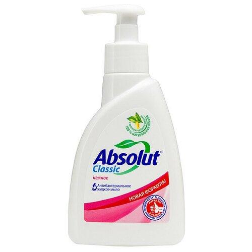 Мыло жидкое Absolut Classic Нежное, 250 мл недорого