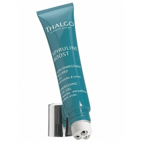 Купить Thalgo Энергизирующий Гель для кожи вокруг глаз Energising Eye Skincare Spiruline boost, 15 мл