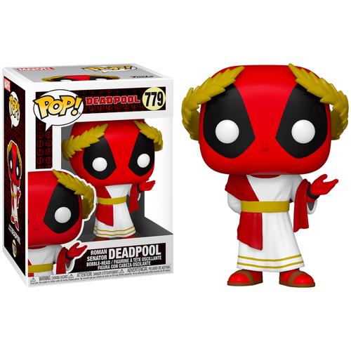 фигурка funko pop deadpool 30th deadpool in cake Фигурка Funko POP! Marvel: Deadpool 30th: Roman Senator Deadpool