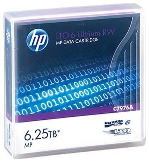 Картридж LTO-6 HP C7976A