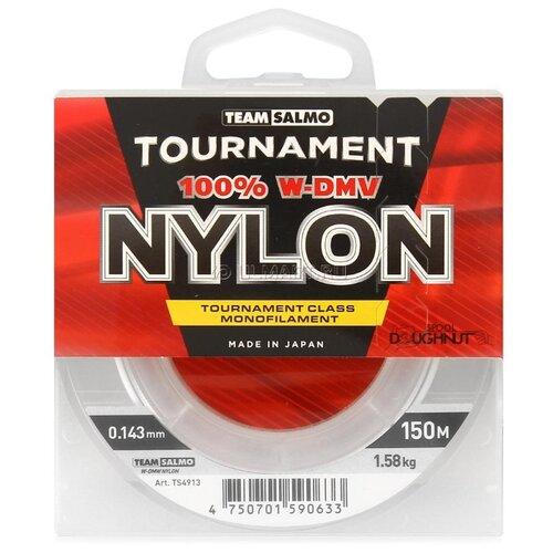 Монофильная леска Salmo Tournament Nylon прозрачный 0.143 мм 150 м 1.58 кг