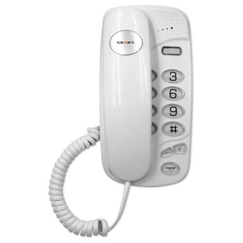 Телефон teXet TX-238 White