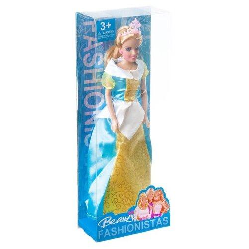 Купить Кукла Гратвест 11, 5 Fashion, в короне, коробка, 13*6*33 см (Д81610), Куклы и пупсы