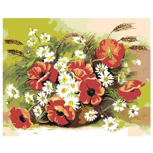 Купить Картина по номерам, 100 x 125, F09, Живопись по номерам , набор для раскрашивания, раскраска, Картины по номерам и контурам