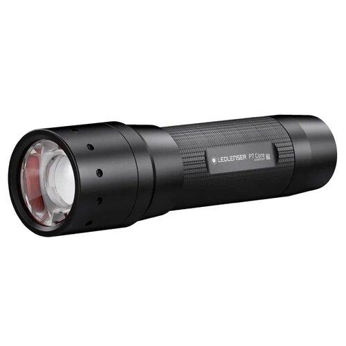 Ручной фонарь LED LENSER P7 Core черный ручной фонарь led lenser p7r core черный коричневый