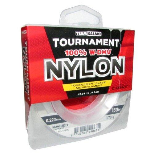 Монофильная леска Salmo Tournament Nylon прозрачный 0.223 мм 150 м 3.78 кг
