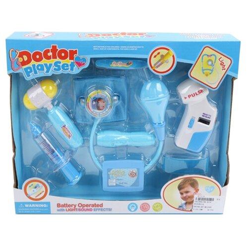 Купить Набор доктора Наша игрушка ( RX-815C), Играем в доктора