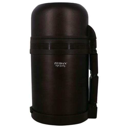 Классический термос Zeidan Z-9077, 0.6 л черный