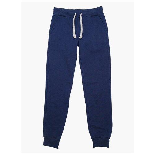 Спортивные брюки Nota Bene размер 104, темно-синий