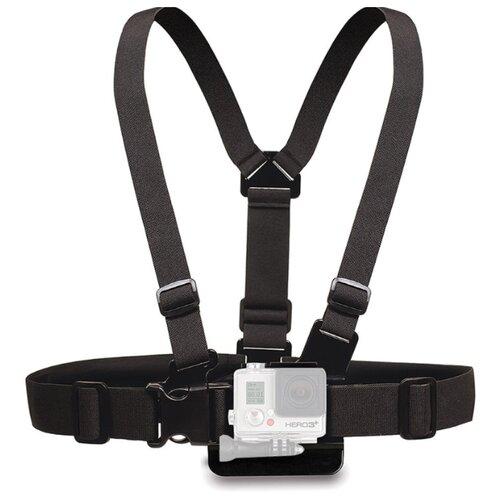 Фото - Крепление на грудь Flife для экшн-камер черный крепление рамка flife для gopro hero 5 6 7 черный