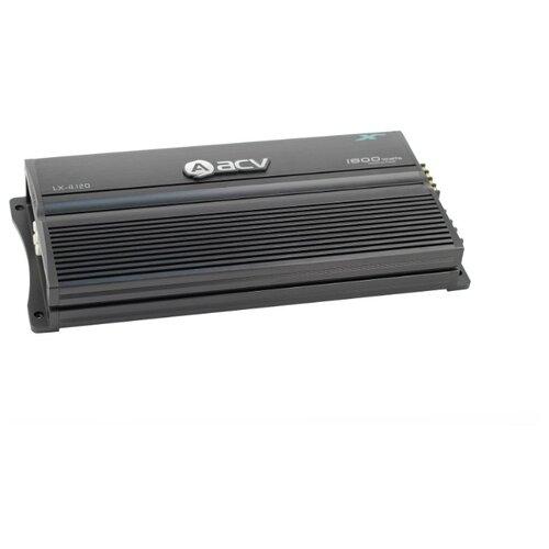 Автомобильный усилитель ACV LX-4.120